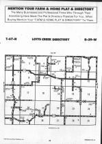 Map Image 029, Ringgold County 1991